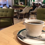 gram - コーヒーと店内