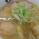 68878063 - 鶏白湯+味タマ♪