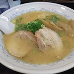 鴨町らーめん - ラーメン650円