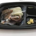 一印 青山水産 - 料理写真:活イカ