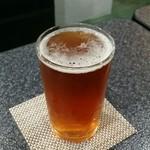 ボナペチ 餃子とクラフトビール  - 品川縣ビール200ml:餃子に合う!