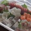 門奈商店 - 料理写真:刺身盛り 6人前3000円