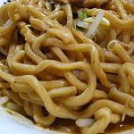 大仙 - 麺の存在感たるや、材料の品質たるや、素晴らしい一杯