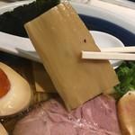 らー麺 山さわ - メンマ