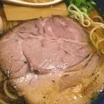 らー麺 山さわ - チャーシュー