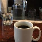 ルセット シェ イイナ - ランチセットのコーヒー。