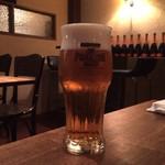 ガイーナ - 生ビール