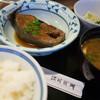 大衆割烹 三州屋 - 料理写真:めだいの煮付け定食