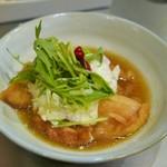 ウネリ - チキン黒酢なんばん(694円)