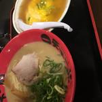 天下一品 栗東店 - 天津飯セット