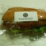 サラダデリ MARGO - サンド 450円→300円