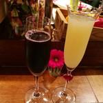 カロローゾ - 乾杯ー☆