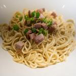 中華蕎麦 あお木 - 和え玉