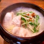 肉汁水餃子 餃包 - 「五目餃包(ギョウパオ)」