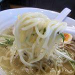 中村屋 - 麺18番中麺