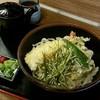 うどん屋 - 料理写真:海老おろし(夏)