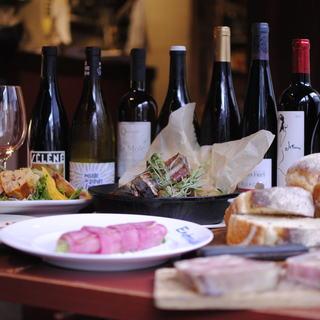 フランスを中心とした世界の自然派ワイン!