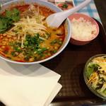 Soul Food Bangkok - トムヤムクンラーメン