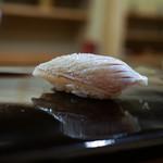 日本橋蛎殻町 すぎた - 2017/5_春子鯛