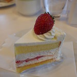 キャトルセゾン - 料理写真:ショートケーキ