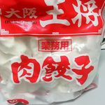 大阪王将 - 大阪王将 冷凍餃子