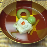 聴涛館 - 料理写真:椀物