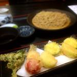櫻庵 - 湘南鎌倉野菜の天ぷらせいろう
