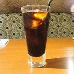 68895229 - ランチコースA 2000円 のアイスコーヒー
