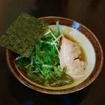 まんまる堂 - 料理写真:醤油ラーメン