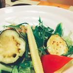 68895509 - 夏野菜サラダ
