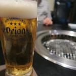 華 - オリオン生ビール