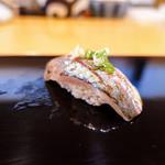 小判寿司 - 鯵