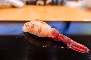 小判寿司 - ぶどう海老