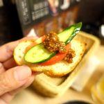 肉バル MEATBOY N.Y - 味噌美味しい(^^)