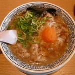 丸源ラーメン - Aチャーハンランチ950円の肉そば