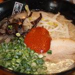 博多ラーメン 田中 - 辛味噌ラーメン
