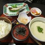 ゆた~と - 山芋定食