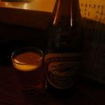 新八 - 中瓶(キリンラガービール)510円