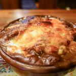 ストーン - 料理写真:焼きカレー