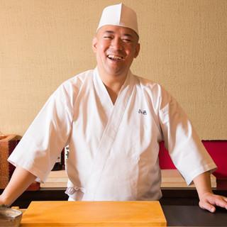 木村康司氏(キムラコウジ)一魚の旨味を引き出す熟成鮨の先駆者