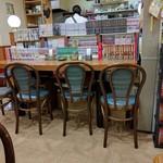 カフェ・ド・ボンボン - 店内