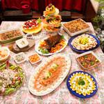 北欧料理リラ・ダーラナ - ケータリング料理イメージ