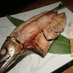 炉端 灰干し でぶろく魚類 - 焼き魚