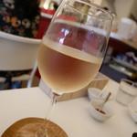 Cafe 笑壺 - 白ワイン