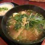 鯛麺真魚 - 香る正油鯛拉麺
