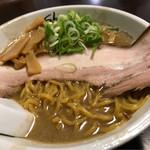 にぼshin. - にぼちゅう 大盛(730+100円)