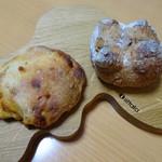 ノブ カフェ - リュスティックとライ麦パン