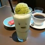 68906448 - アイス抹茶オーレ500円税込。