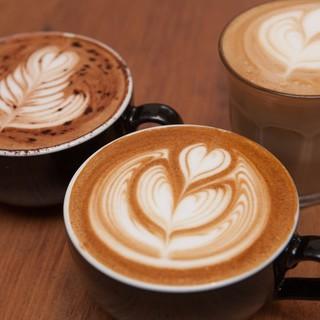 研究に研究を重ね、美味しい1杯にこだわった極上のコーヒー