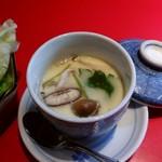 魚料理の店 鮮魚まるふく - 茶碗蒸し